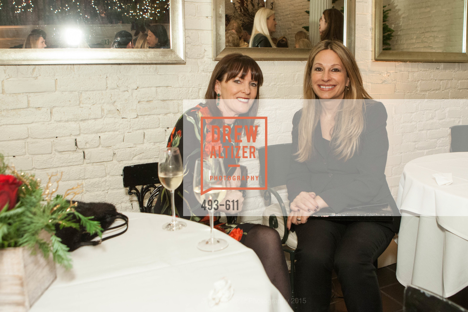Allison Speer, Carolyne Zinko, San Francisco Ballet Auxiliary's Gala Launch party hosted by La Perla., VILLA TAVERA. 27 HOTALING PLACE, December 1st, 2015,Drew Altizer, Drew Altizer Photography, full-service event agency, private events, San Francisco photographer, photographer California