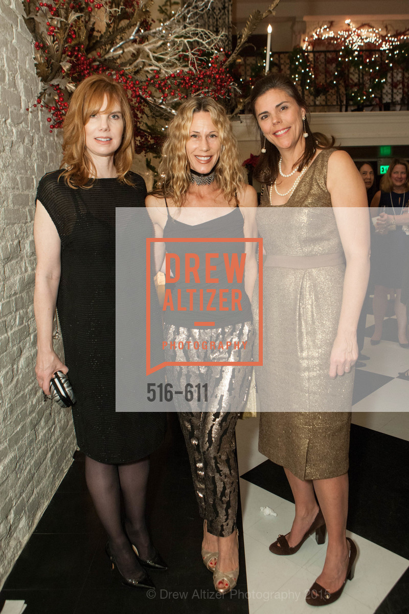 Brenda Leff, Melissa Barber, Trecia Knapp, San Francisco Ballet Auxiliary's Gala Launch party hosted by La Perla., VILLA TAVERA. 27 HOTALING PLACE, December 1st, 2015,Drew Altizer, Drew Altizer Photography, full-service agency, private events, San Francisco photographer, photographer california