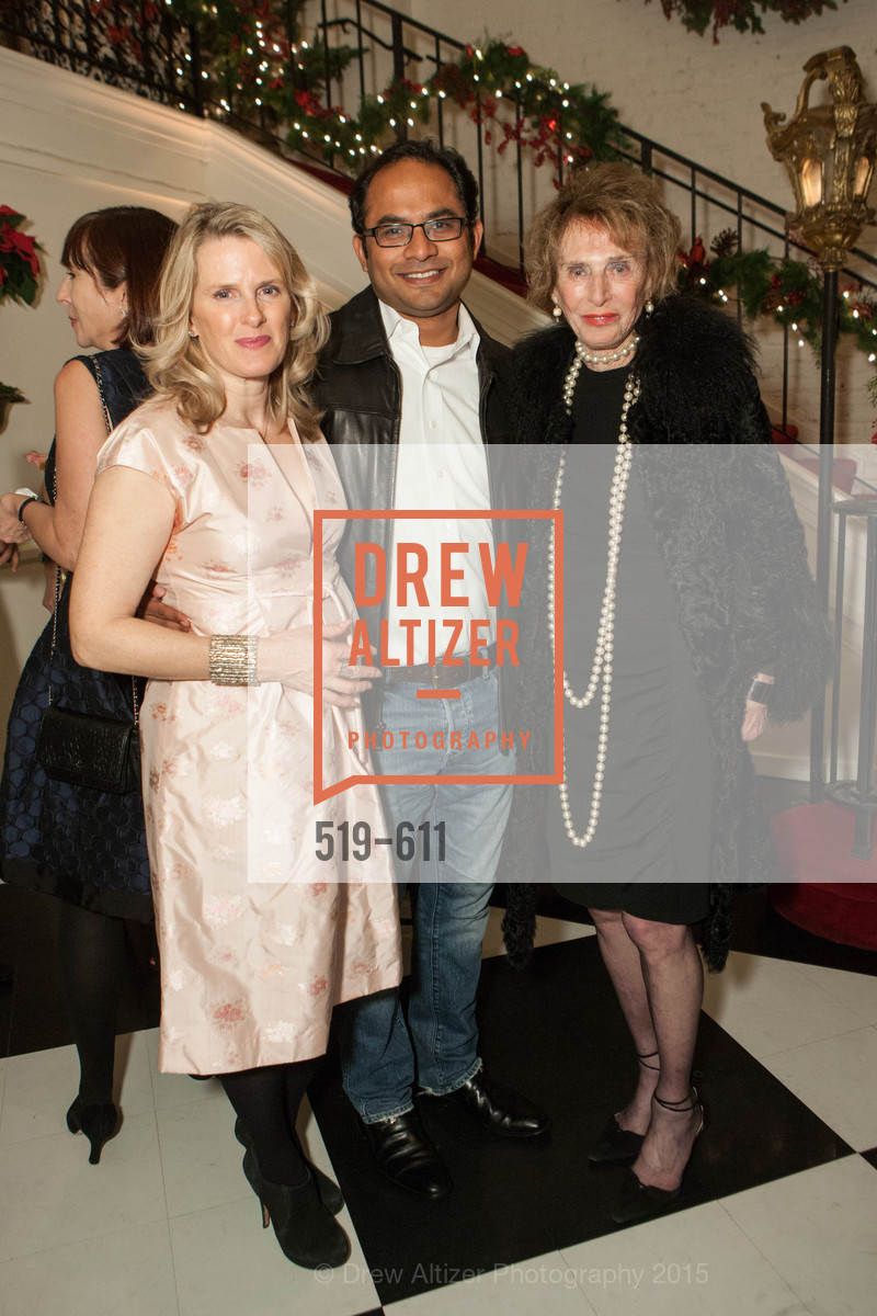 Marie Hurabiell, Mainul Mandal, Vera Carpeneti, San Francisco Ballet Auxiliary's Gala Launch party hosted by La Perla., VILLA TAVERA. 27 HOTALING PLACE, December 1st, 2015,Drew Altizer, Drew Altizer Photography, full-service agency, private events, San Francisco photographer, photographer california