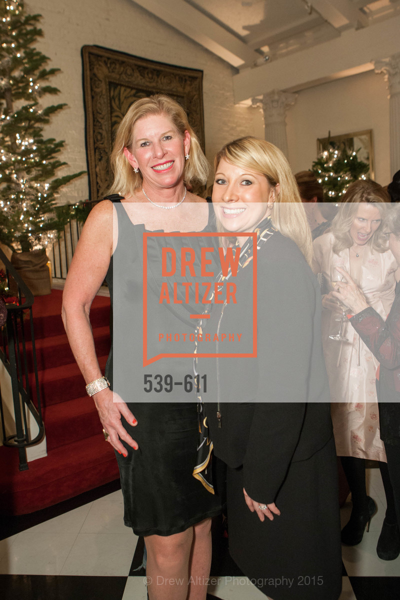 Jennifer Brandenburg, Jennifer Mancuso, San Francisco Ballet Auxiliary's Gala Launch party hosted by La Perla., VILLA TAVERA. 27 HOTALING PLACE, December 1st, 2015,Drew Altizer, Drew Altizer Photography, full-service agency, private events, San Francisco photographer, photographer california