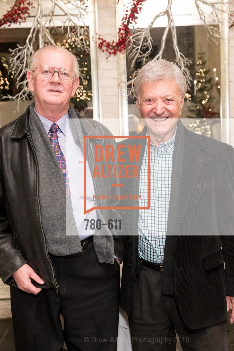 Tom Foutch, Milton Mosk, San Francisco Ballet Auxiliary's Gala Launch party hosted by La Perla., VILLA TAVERA. 27 HOTALING PLACE, December 1st, 2015,Drew Altizer, Drew Altizer Photography, full-service agency, private events, San Francisco photographer, photographer california
