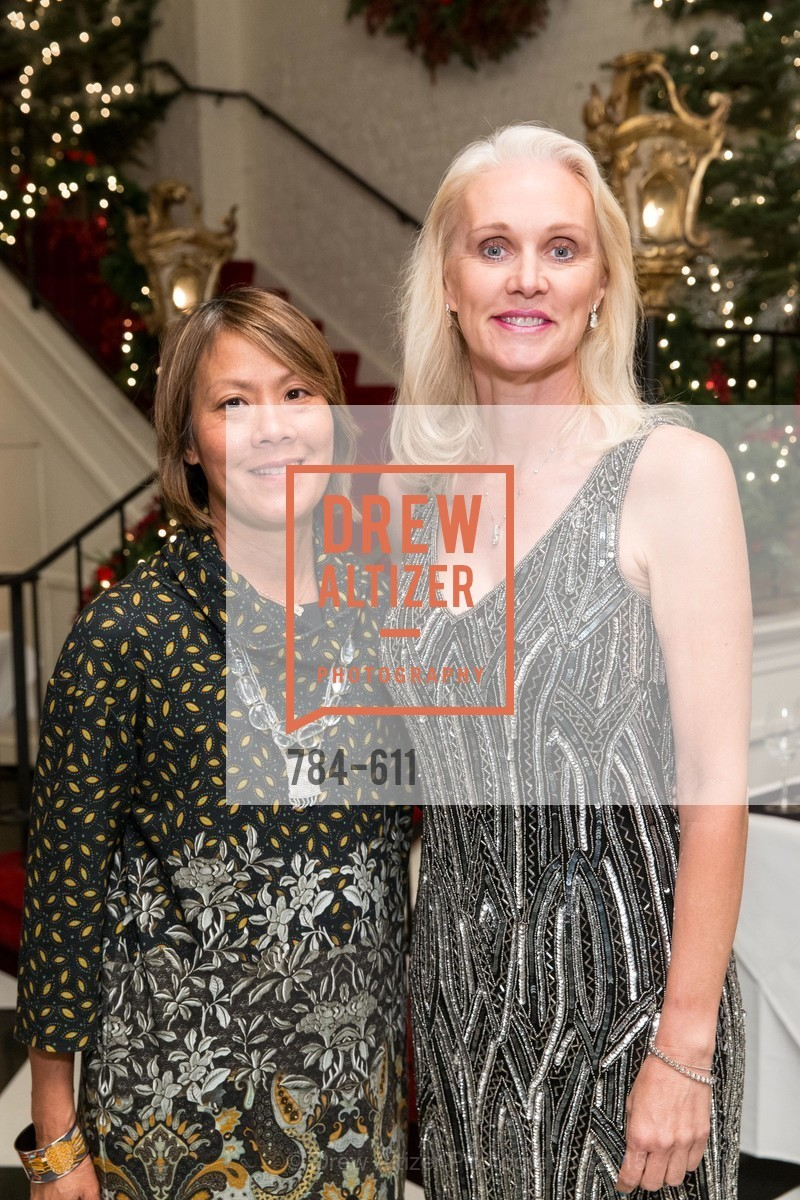 Virginia Price, Lori Harmon, San Francisco Ballet Auxiliary's Gala Launch party hosted by La Perla., VILLA TAVERA. 27 HOTALING PLACE, December 1st, 2015,Drew Altizer, Drew Altizer Photography, full-service agency, private events, San Francisco photographer, photographer california