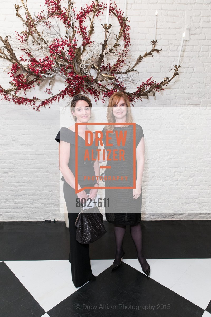 Jennie Golde, Brenda Leff, San Francisco Ballet Auxiliary's Gala Launch party hosted by La Perla., VILLA TAVERA. 27 HOTALING PLACE, December 1st, 2015,Drew Altizer, Drew Altizer Photography, full-service agency, private events, San Francisco photographer, photographer california