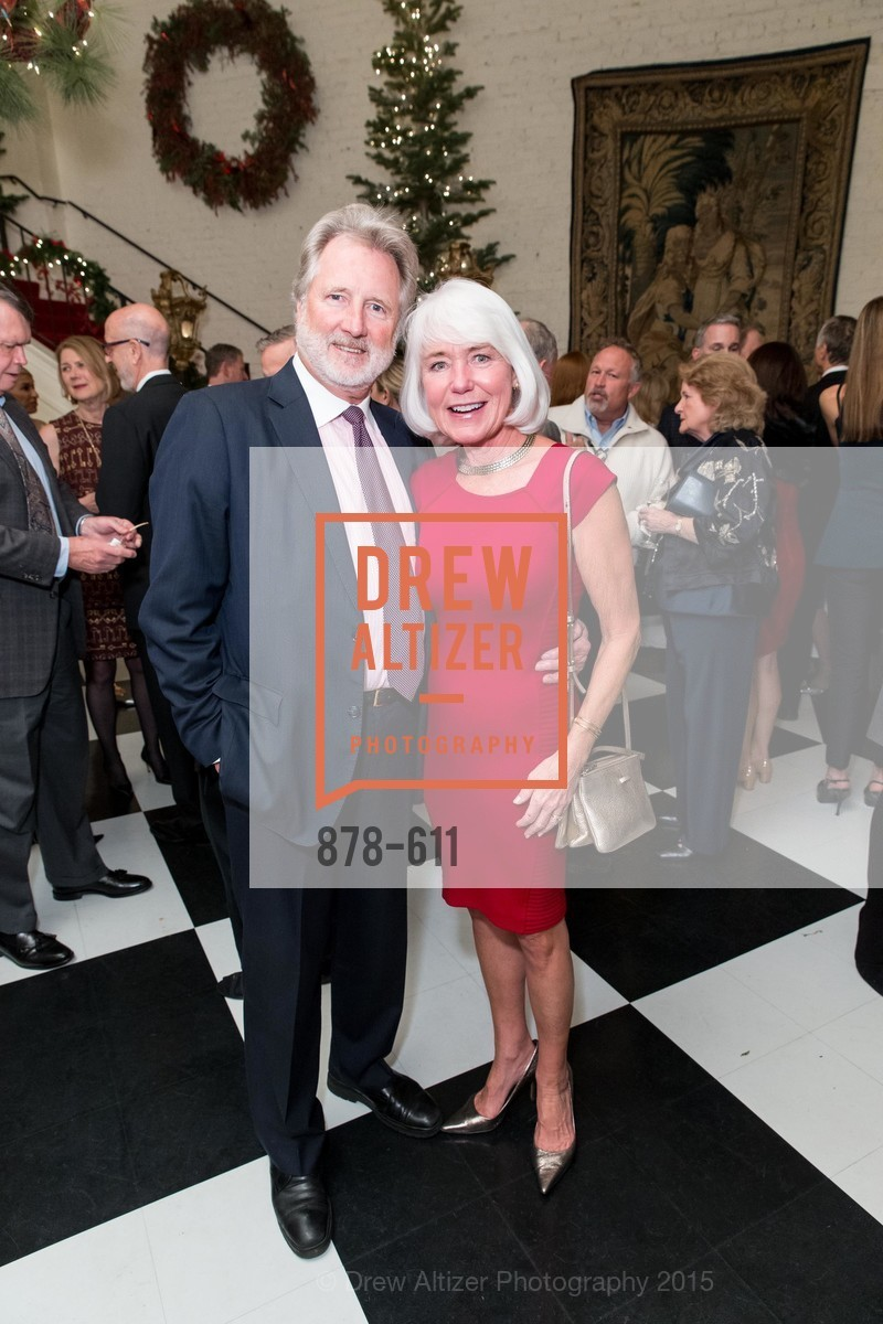 Steve Burrill, Kelli Burrill, San Francisco Ballet Auxiliary's Gala Launch party hosted by La Perla., VILLA TAVERA. 27 HOTALING PLACE, December 1st, 2015,Drew Altizer, Drew Altizer Photography, full-service event agency, private events, San Francisco photographer, photographer California