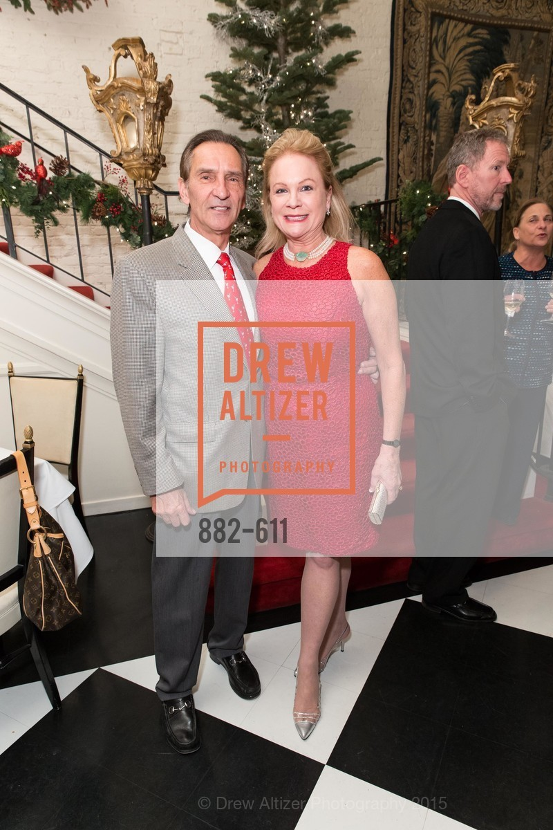 Mark Kostic, Claire Kostic, San Francisco Ballet Auxiliary's Gala Launch party hosted by La Perla., VILLA TAVERA. 27 HOTALING PLACE, December 1st, 2015,Drew Altizer, Drew Altizer Photography, full-service agency, private events, San Francisco photographer, photographer california