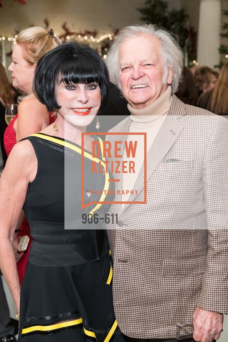 Marilyn Cabak, Michael Cabak, San Francisco Ballet Auxiliary's Gala Launch party hosted by La Perla., VILLA TAVERA. 27 HOTALING PLACE, December 1st, 2015,Drew Altizer, Drew Altizer Photography, full-service agency, private events, San Francisco photographer, photographer california