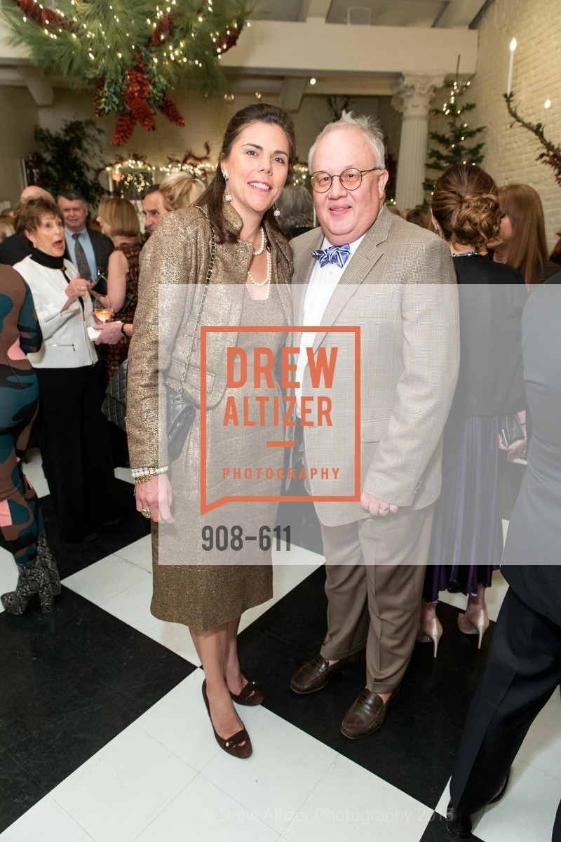Trecia Knapp, Bruno Tapolsky, San Francisco Ballet Auxiliary's Gala Launch party hosted by La Perla., VILLA TAVERA. 27 HOTALING PLACE, December 1st, 2015,Drew Altizer, Drew Altizer Photography, full-service agency, private events, San Francisco photographer, photographer california