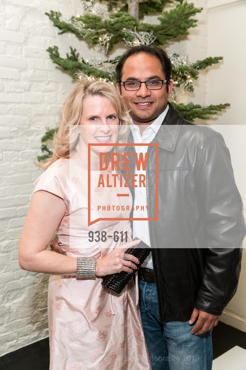 Marie Hurabiell, Mainul Mandal, San Francisco Ballet Auxiliary's Gala Launch party hosted by La Perla., VILLA TAVERA. 27 HOTALING PLACE, December 1st, 2015,Drew Altizer, Drew Altizer Photography, full-service agency, private events, San Francisco photographer, photographer california