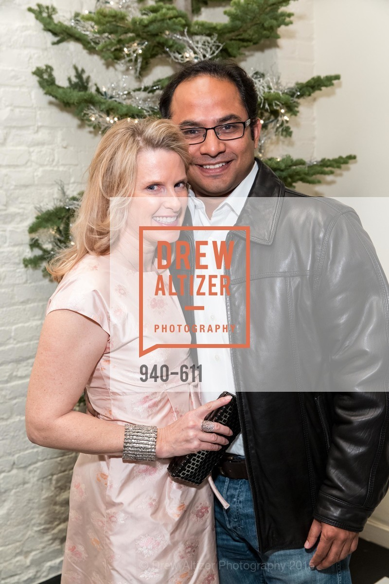 Marie Hurabiell, Mainul Mandal, San Francisco Ballet Auxiliary's Gala Launch party hosted by La Perla., VILLA TAVERA. 27 HOTALING PLACE, December 1st, 2015,Drew Altizer, Drew Altizer Photography, full-service event agency, private events, San Francisco photographer, photographer California