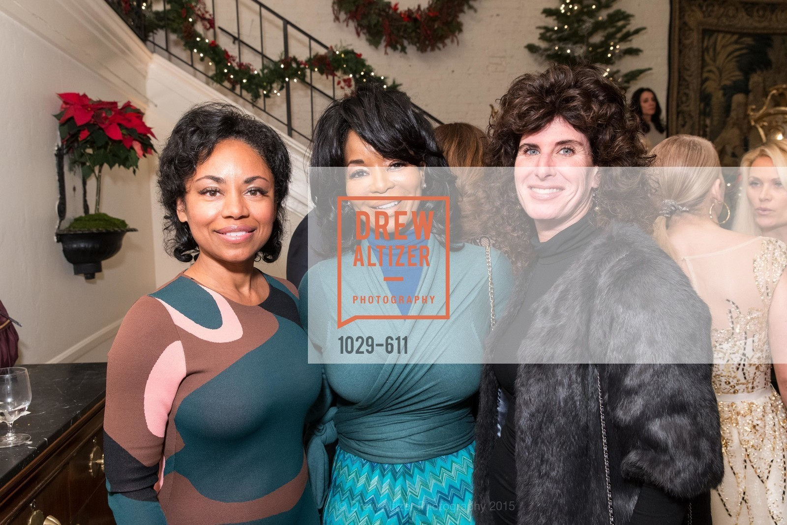 Tanya Powell, Michelle Renee, Jody Thelander, San Francisco Ballet Auxiliary's Gala Launch party hosted by La Perla., VILLA TAVERA. 27 HOTALING PLACE, December 1st, 2015,Drew Altizer, Drew Altizer Photography, full-service agency, private events, San Francisco photographer, photographer california