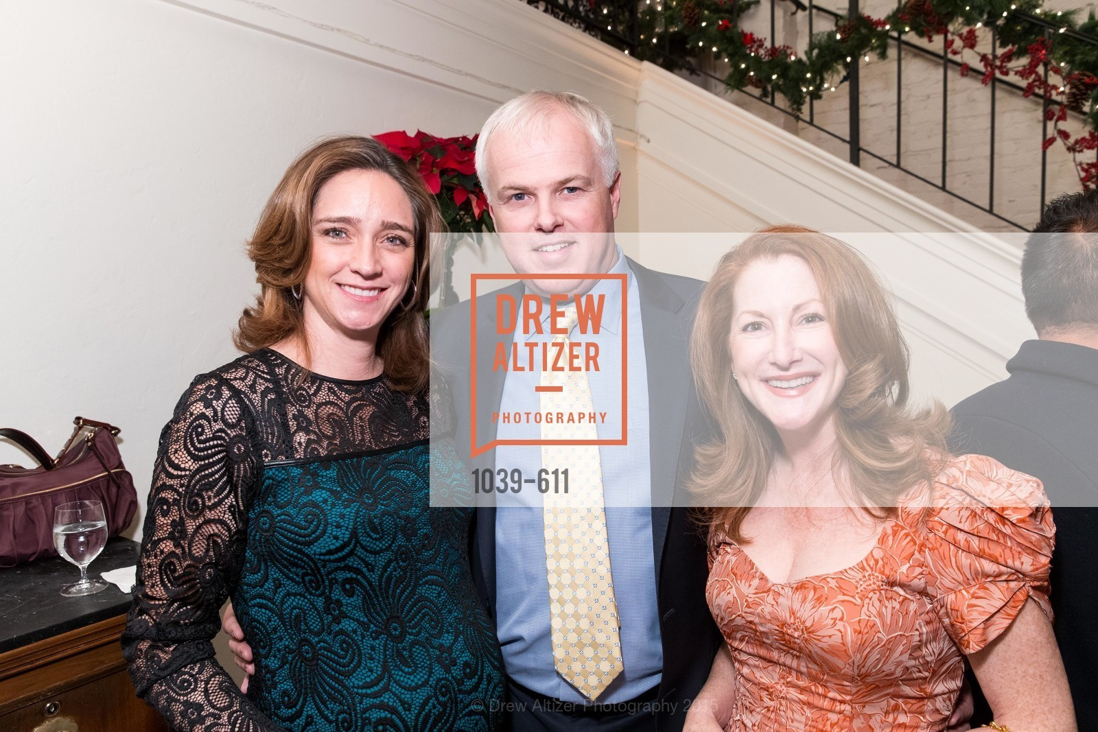 Monika Moscoso, Stan Riddle, Ave Seltsam, San Francisco Ballet Auxiliary's Gala Launch party hosted by La Perla., VILLA TAVERA. 27 HOTALING PLACE, December 1st, 2015,Drew Altizer, Drew Altizer Photography, full-service agency, private events, San Francisco photographer, photographer california
