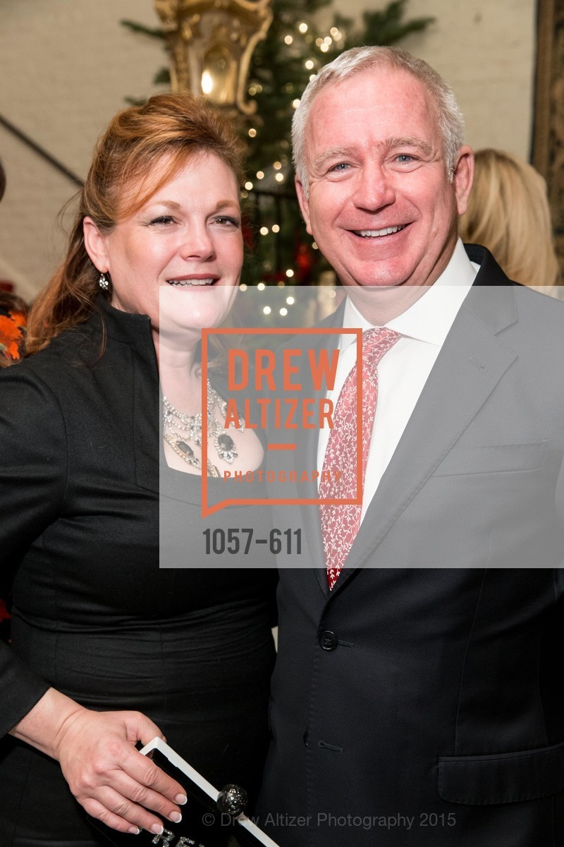 Jennifer Raiser, Glenn McCoy, San Francisco Ballet Auxiliary's Gala Launch party hosted by La Perla., VILLA TAVERA. 27 HOTALING PLACE, December 1st, 2015,Drew Altizer, Drew Altizer Photography, full-service agency, private events, San Francisco photographer, photographer california