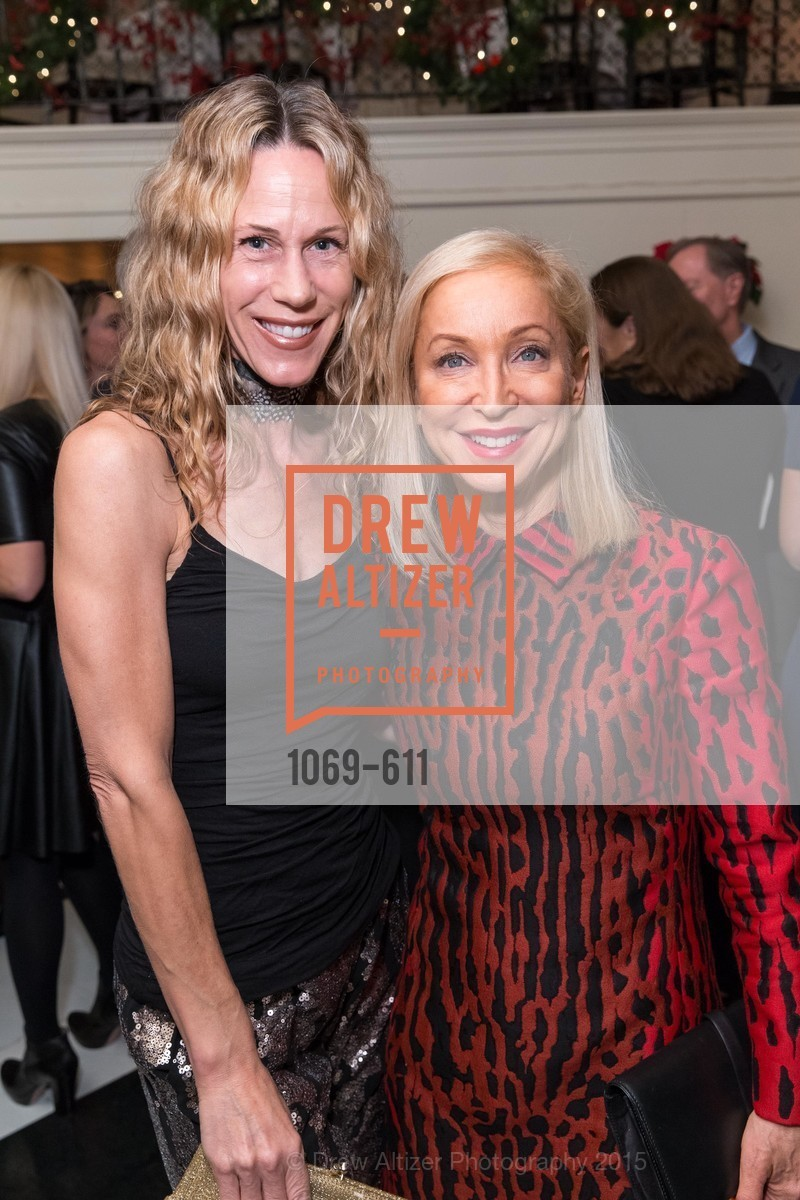 Melissa Barber, Shelley Gordon, San Francisco Ballet Auxiliary's Gala Launch party hosted by La Perla., VILLA TAVERA. 27 HOTALING PLACE, December 1st, 2015,Drew Altizer, Drew Altizer Photography, full-service agency, private events, San Francisco photographer, photographer california
