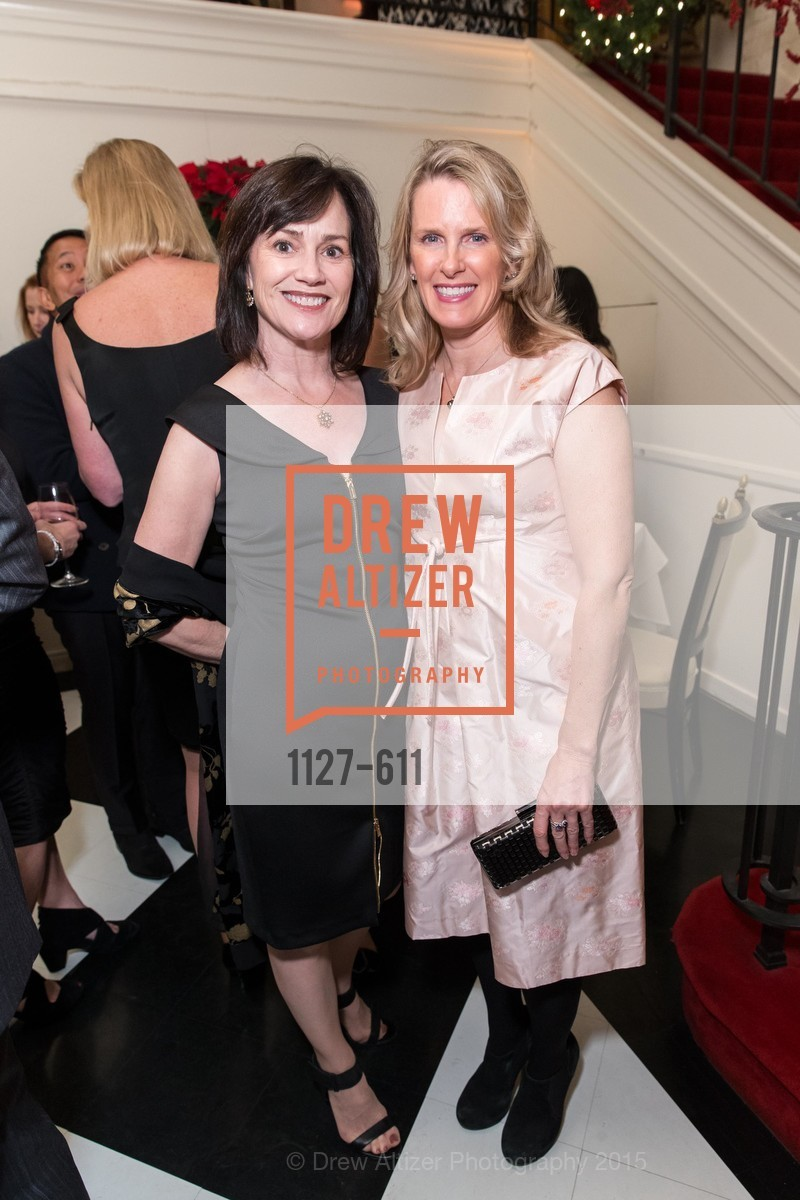 V'Anne Singleton, Marie Hurabiell, San Francisco Ballet Auxiliary's Gala Launch party hosted by La Perla., VILLA TAVERA. 27 HOTALING PLACE, December 1st, 2015,Drew Altizer, Drew Altizer Photography, full-service agency, private events, San Francisco photographer, photographer california