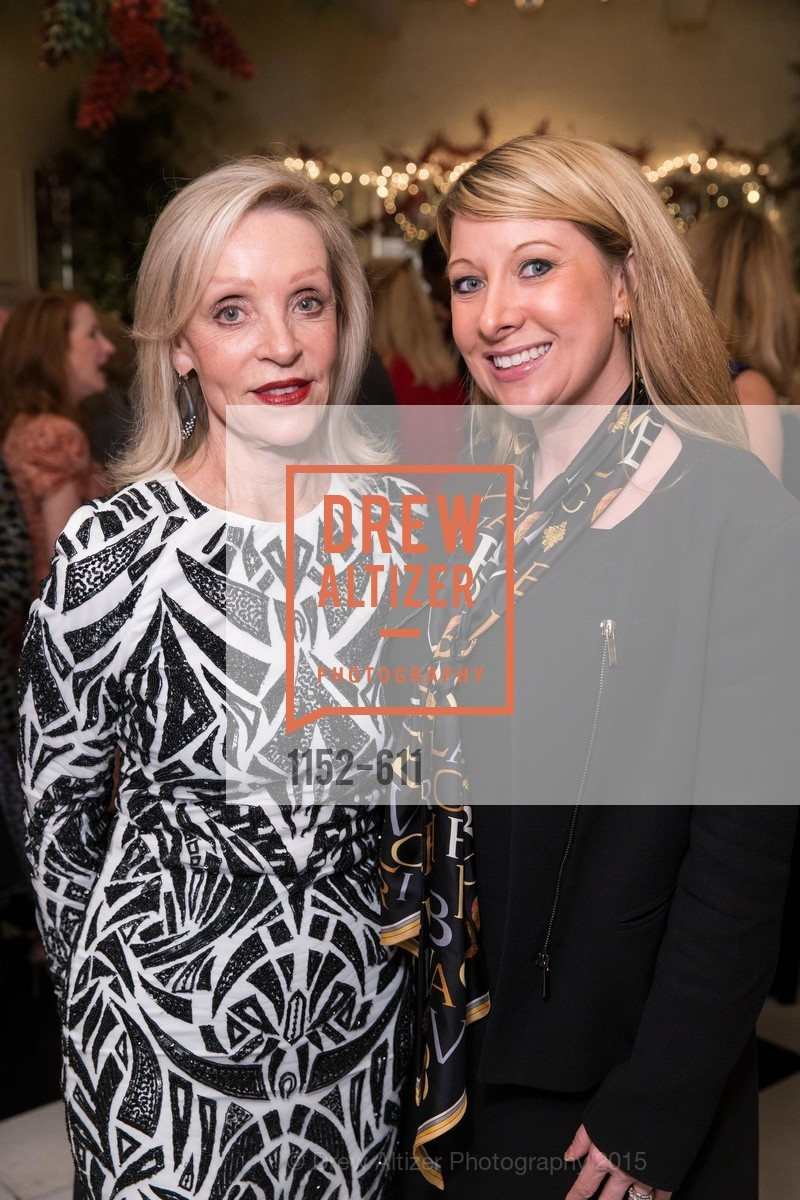 Barbara Brown, Jennifer Mancuso, San Francisco Ballet Auxiliary's Gala Launch party hosted by La Perla., VILLA TAVERA. 27 HOTALING PLACE, December 1st, 2015,Drew Altizer, Drew Altizer Photography, full-service agency, private events, San Francisco photographer, photographer california