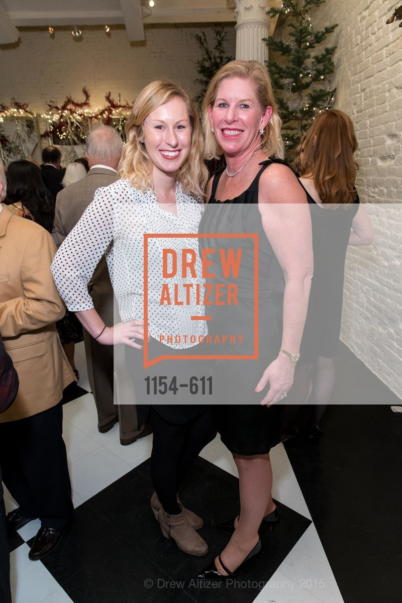 Alexandra Brandenburg, Jennifer Brandenburg, San Francisco Ballet Auxiliary's Gala Launch party hosted by La Perla., VILLA TAVERA. 27 HOTALING PLACE, December 1st, 2015,Drew Altizer, Drew Altizer Photography, full-service event agency, private events, San Francisco photographer, photographer California