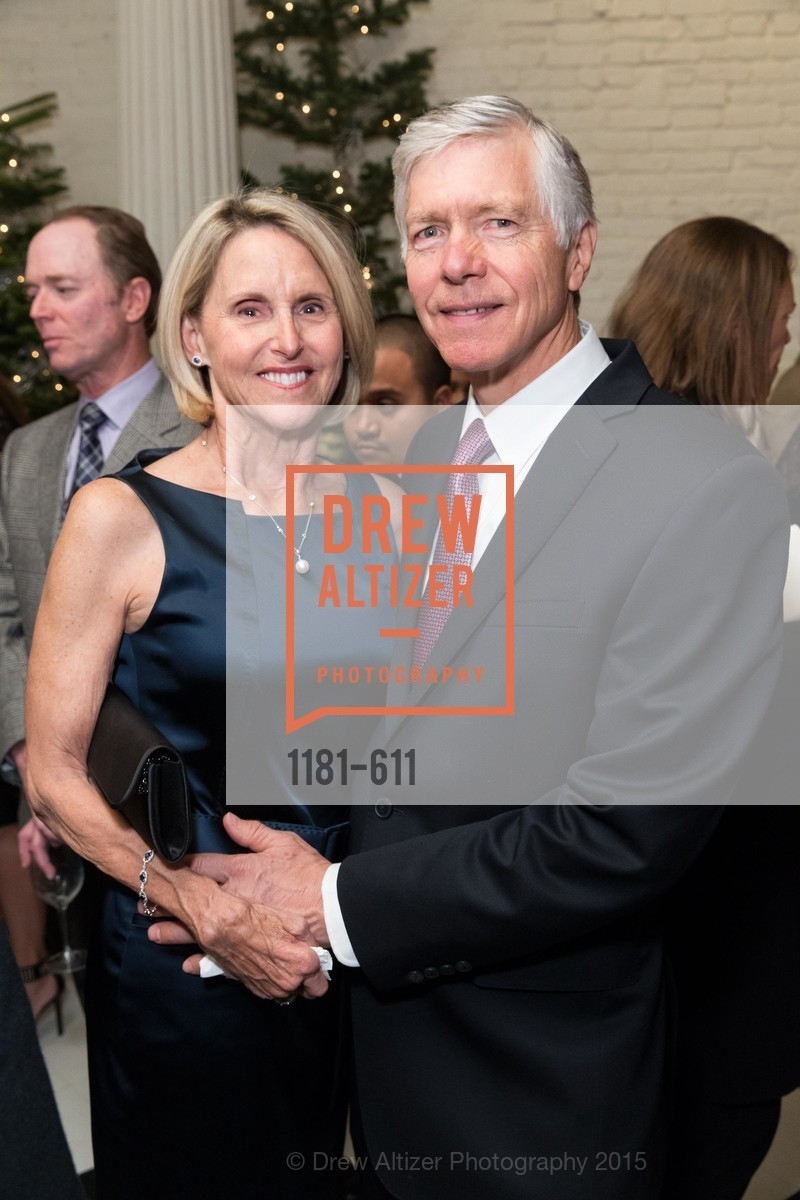 Freddi Wilkinson, Joe Losch, San Francisco Ballet Auxiliary's Gala Launch party hosted by La Perla., VILLA TAVERA. 27 HOTALING PLACE, December 1st, 2015,Drew Altizer, Drew Altizer Photography, full-service agency, private events, San Francisco photographer, photographer california