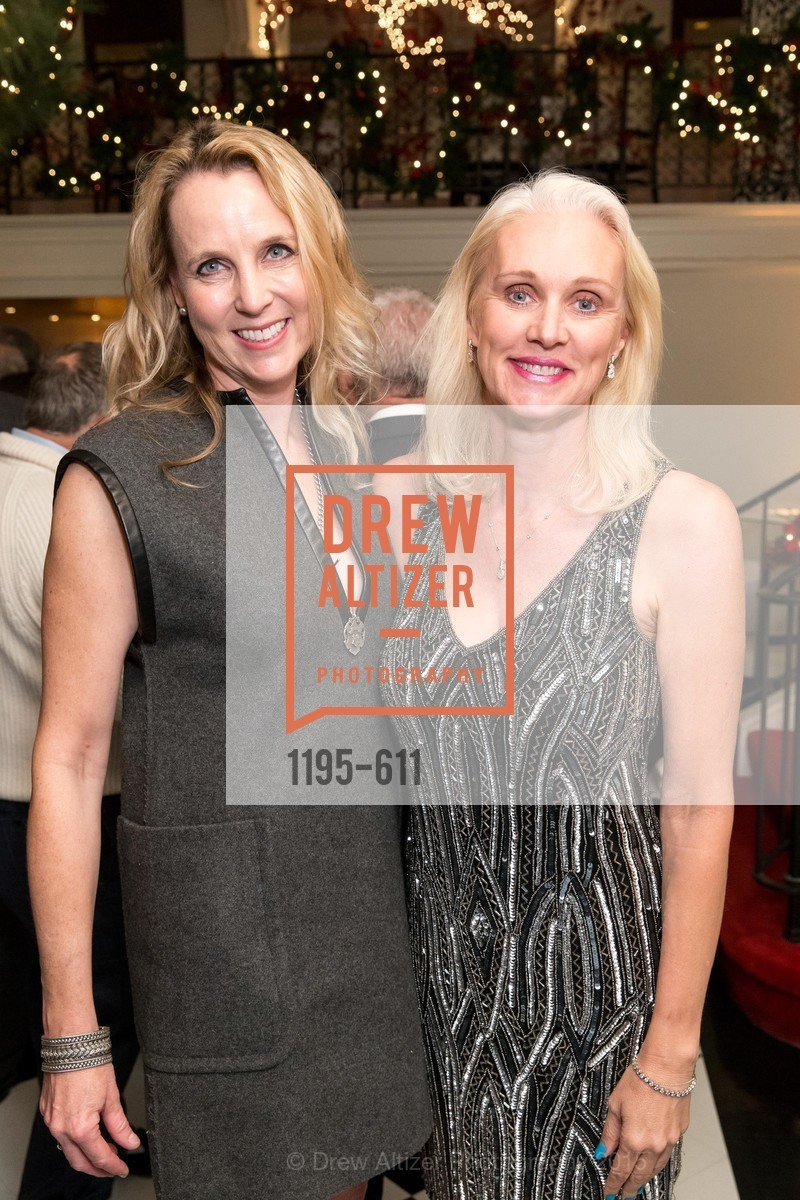 Elizabeth Mitchell, Lori Harmon, San Francisco Ballet Auxiliary's Gala Launch party hosted by La Perla., VILLA TAVERA. 27 HOTALING PLACE, December 1st, 2015,Drew Altizer, Drew Altizer Photography, full-service agency, private events, San Francisco photographer, photographer california