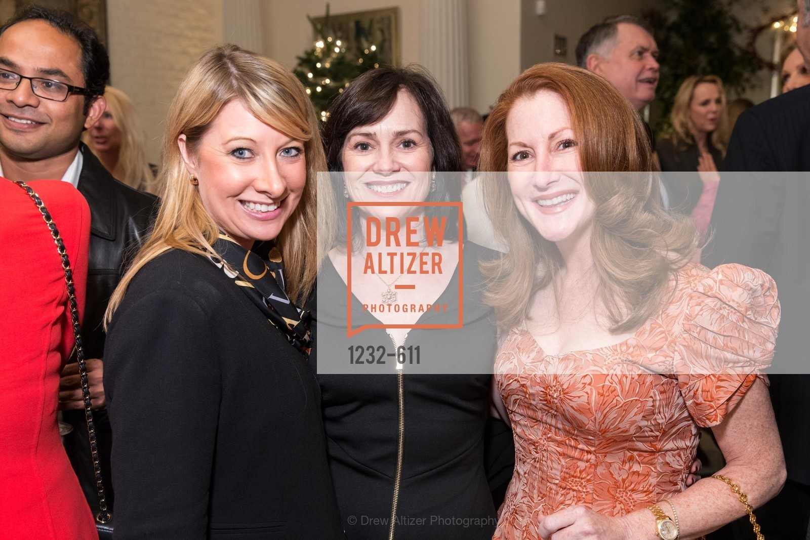 Jennifer Mancuso, V'Anne Singleton, Ave Seltsam, San Francisco Ballet Auxiliary's Gala Launch party hosted by La Perla., VILLA TAVERA. 27 HOTALING PLACE, December 1st, 2015,Drew Altizer, Drew Altizer Photography, full-service agency, private events, San Francisco photographer, photographer california