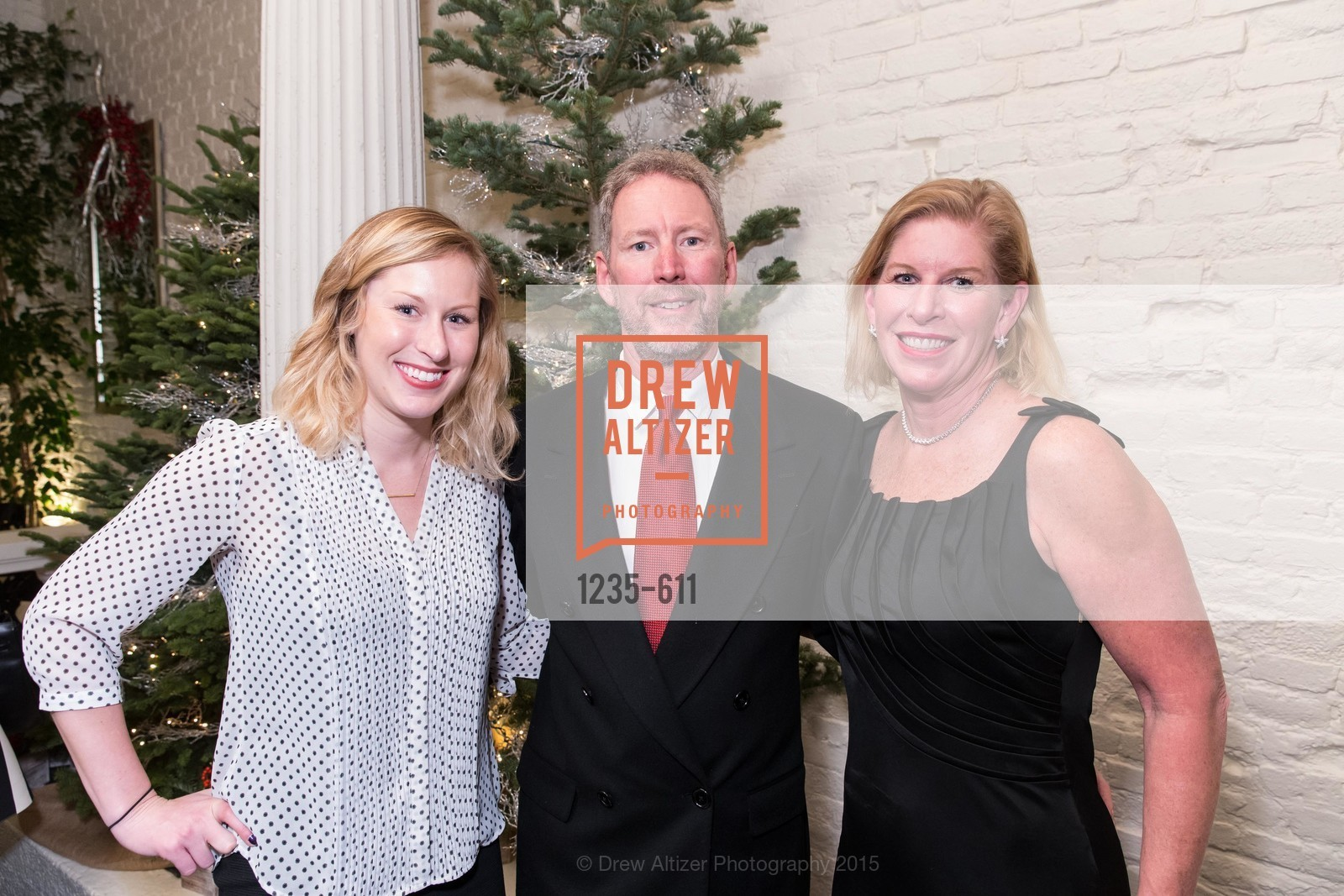Alexandra Brandenburg, Bill Brandenburg, Jennifer Brandenburg, San Francisco Ballet Auxiliary's Gala Launch party hosted by La Perla., VILLA TAVERA. 27 HOTALING PLACE, December 1st, 2015,Drew Altizer, Drew Altizer Photography, full-service agency, private events, San Francisco photographer, photographer california