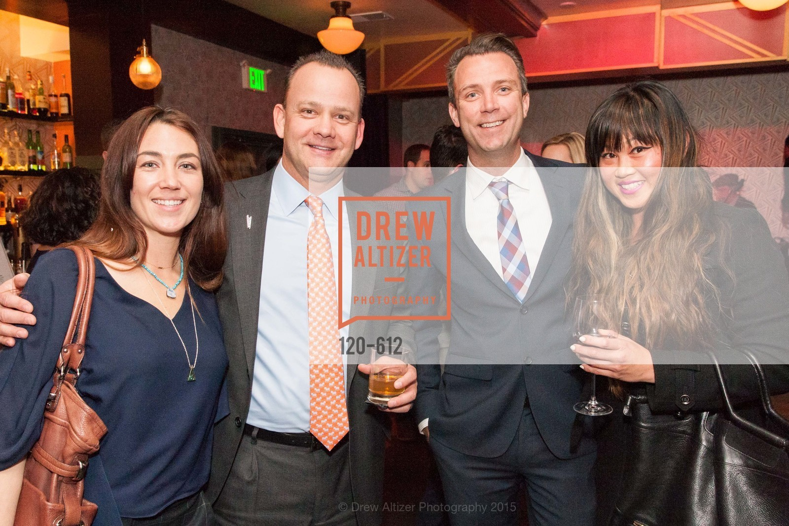 Julia Szendrei, Kent Grubaugh, Clayton Humphries, Paula Handra, San Francisco Magazine Power Issue, Cafe du Nord. 2174 Market St, December 1st, 2015,Drew Altizer, Drew Altizer Photography, full-service agency, private events, San Francisco photographer, photographer california