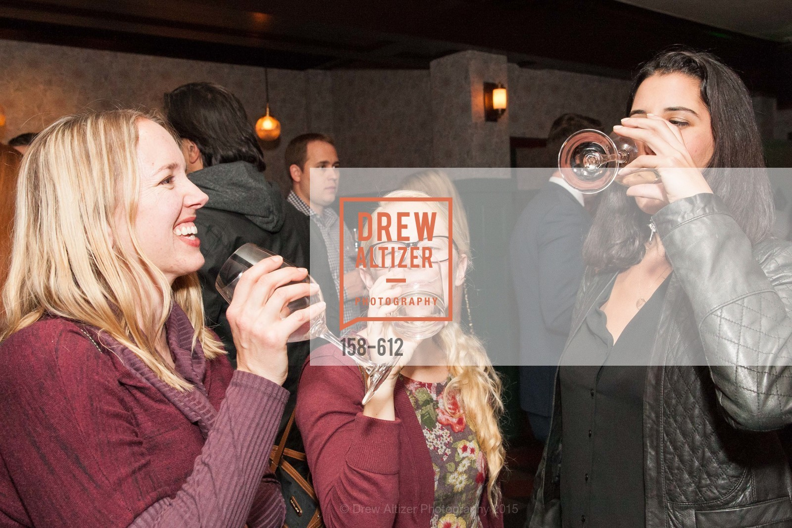 Heather Knight, Lizzie Johnson, Emily Green, San Francisco Magazine Power Issue, Cafe du Nord. 2174 Market St, December 1st, 2015,Drew Altizer, Drew Altizer Photography, full-service agency, private events, San Francisco photographer, photographer california
