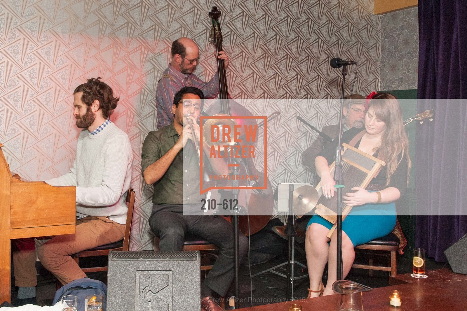 Performance, San Francisco Magazine Power Issue, Cafe du Nord. 2174 Market St, December 1st, 2015,Drew Altizer, Drew Altizer Photography, full-service agency, private events, San Francisco photographer, photographer california