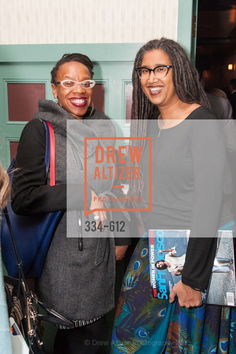 Lateefah Simon, Aya de Leon, San Francisco Magazine Power Issue, Cafe du Nord. 2174 Market St, December 1st, 2015,Drew Altizer, Drew Altizer Photography, full-service agency, private events, San Francisco photographer, photographer california