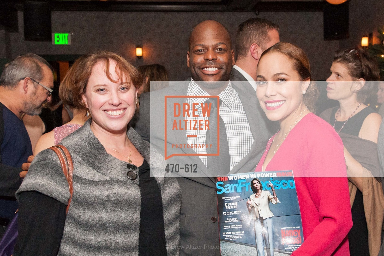 Lindsay Lassman, Mawuli Tugbenyoh, Marisa Rodriguez, San Francisco Magazine Power Issue, Cafe du Nord. 2174 Market St, December 1st, 2015,Drew Altizer, Drew Altizer Photography, full-service agency, private events, San Francisco photographer, photographer california