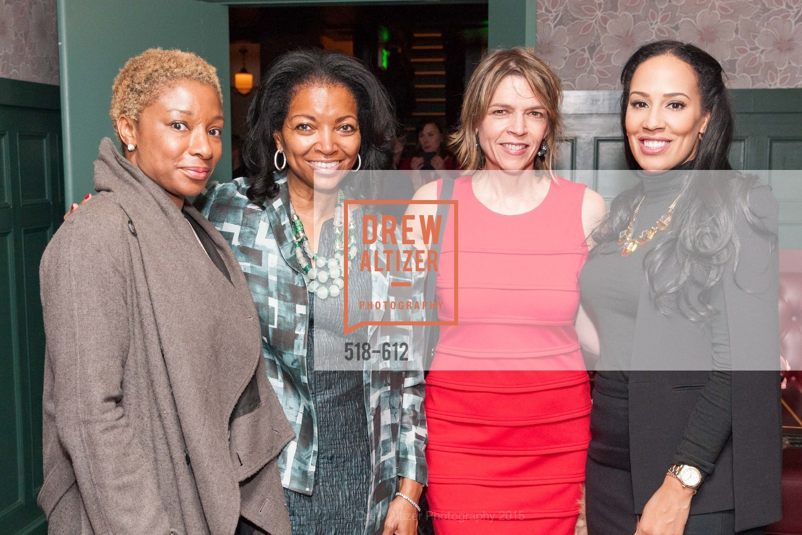 Abena Adjei, Denise Bradley-Tyson, Beth Schnitzer, Tanya Sam, San Francisco Magazine Power Issue, Cafe du Nord. 2174 Market St, December 1st, 2015,Drew Altizer, Drew Altizer Photography, full-service agency, private events, San Francisco photographer, photographer california