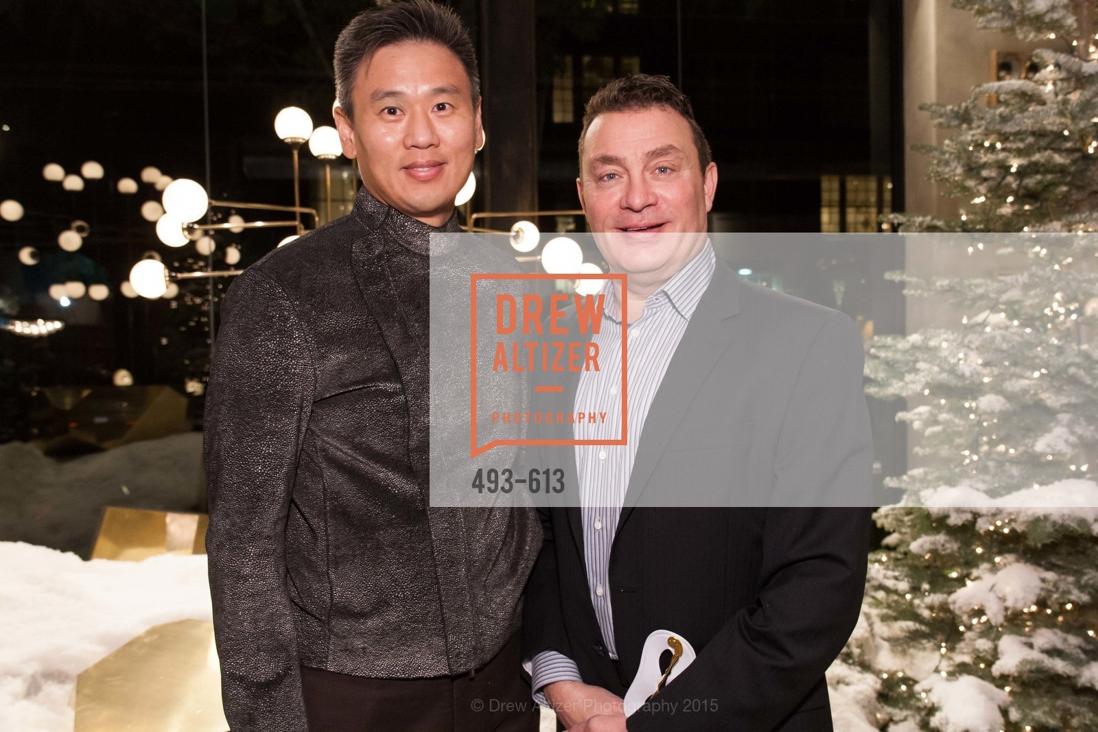 Ming Chong, Jerry Ferguson, Go Gold ASID Holiday Party, Coup D'etat Showroom. 111 Rhode Island St. #1, December 1st, 2015,Drew Altizer, Drew Altizer Photography, full-service agency, private events, San Francisco photographer, photographer california