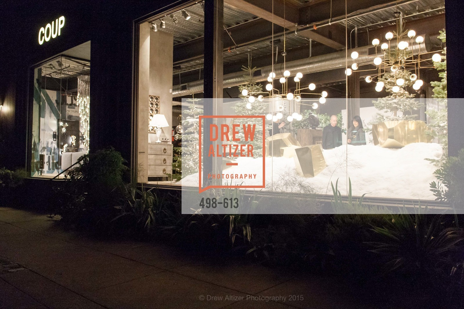 Atmosphere, Go Gold ASID Holiday Party, Coup D'etat Showroom. 111 Rhode Island St. #1, December 1st, 2015,Drew Altizer, Drew Altizer Photography, full-service agency, private events, San Francisco photographer, photographer california