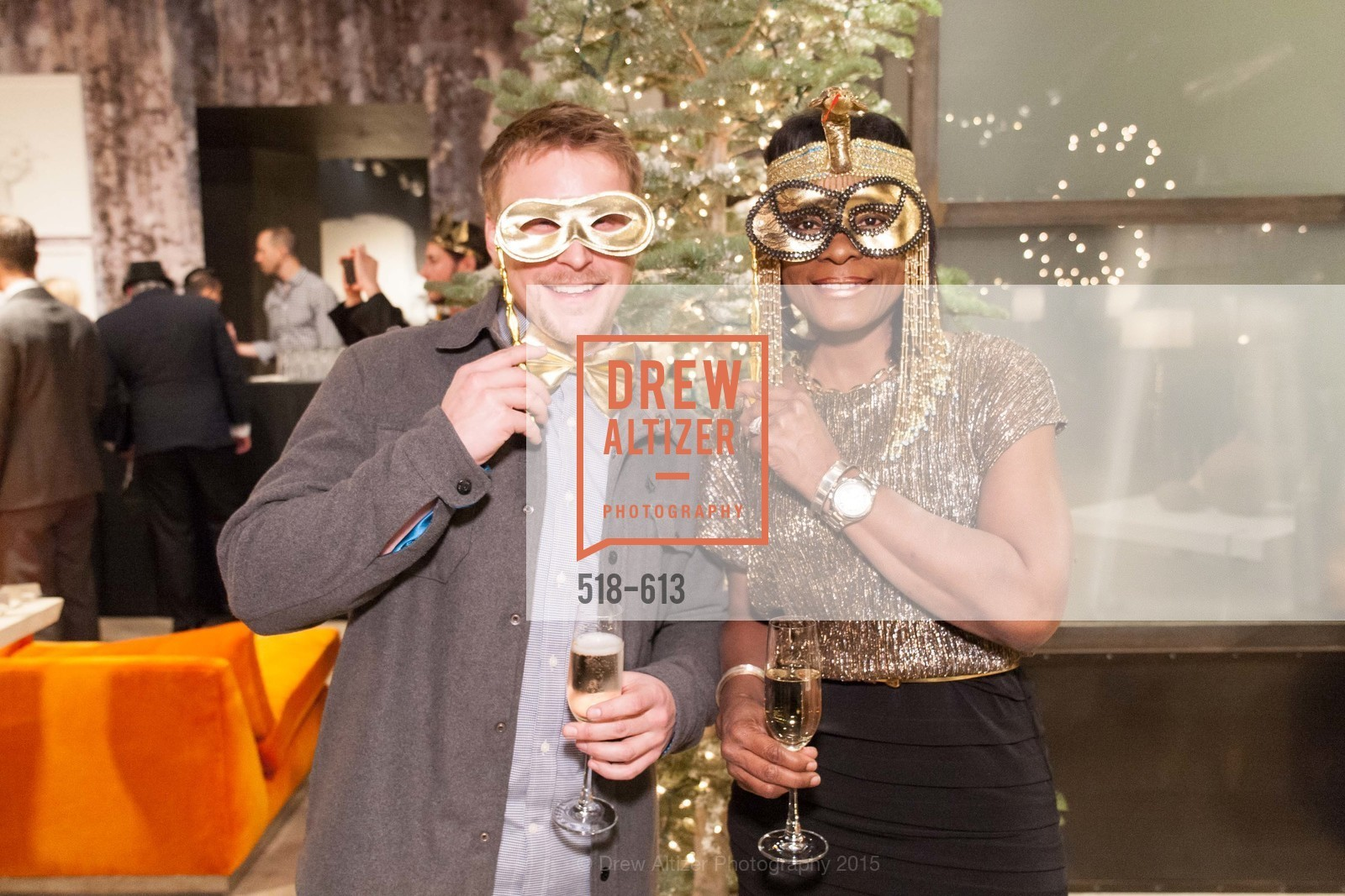 Thomas Oakley, Norma Ryles, Go Gold ASID Holiday Party, Coup D'etat Showroom. 111 Rhode Island St. #1, December 1st, 2015,Drew Altizer, Drew Altizer Photography, full-service agency, private events, San Francisco photographer, photographer california