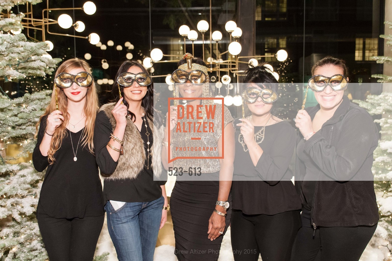 Casey Siebig, Amber Melano, Norma Ryles, Regina Atwater, Leticia Duran, Go Gold ASID Holiday Party, Coup D'etat Showroom. 111 Rhode Island St. #1, December 1st, 2015,Drew Altizer, Drew Altizer Photography, full-service agency, private events, San Francisco photographer, photographer california