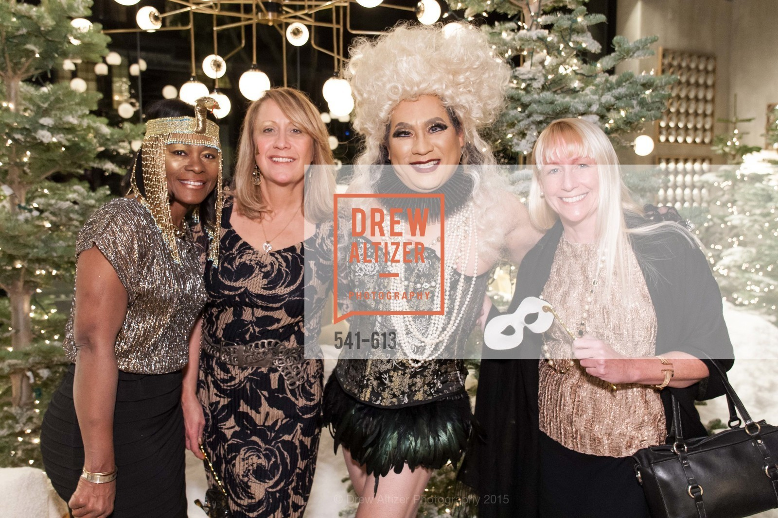 Norma Ryles, Rosanna Alba, Gioi Tran, Cathleen Gouveia, Go Gold ASID Holiday Party, Coup D'etat Showroom. 111 Rhode Island St. #1, December 1st, 2015,Drew Altizer, Drew Altizer Photography, full-service agency, private events, San Francisco photographer, photographer california