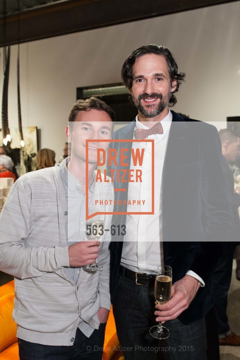 Bart Kraus, Tommy Vollmer, Go Gold ASID Holiday Party, Coup D'etat Showroom. 111 Rhode Island St. #1, December 1st, 2015,Drew Altizer, Drew Altizer Photography, full-service agency, private events, San Francisco photographer, photographer california