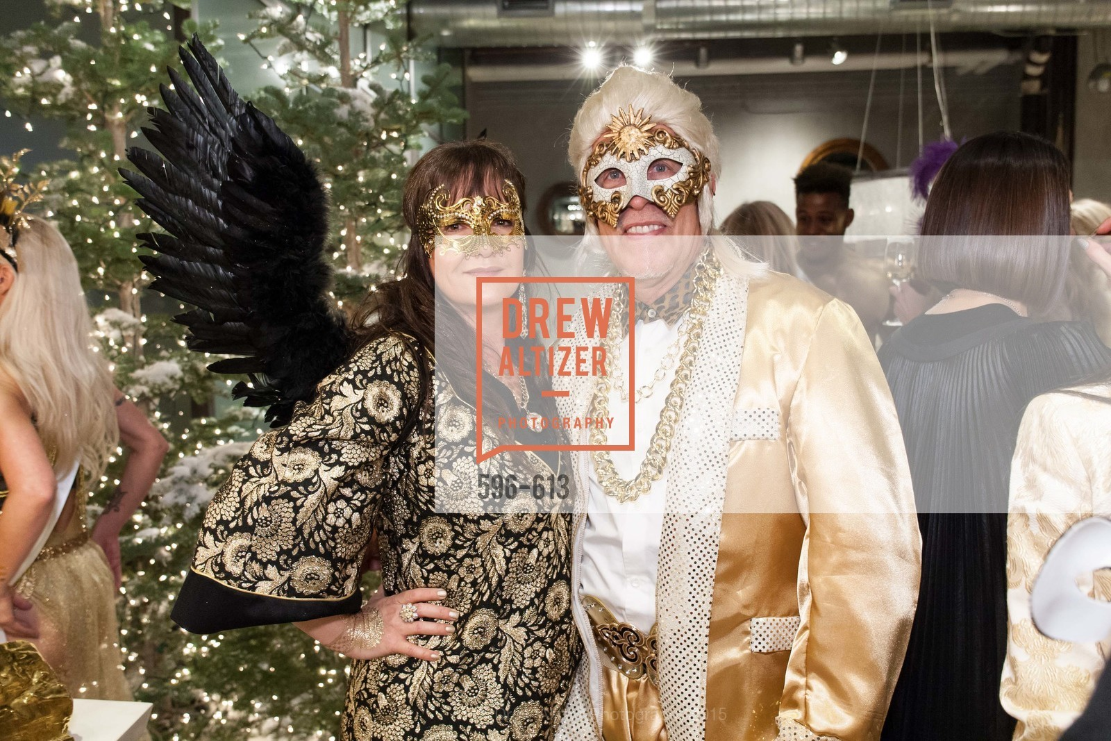 Claudia Juestel, Brendan Matthias, Go Gold ASID Holiday Party, Coup D'etat Showroom. 111 Rhode Island St. #1, December 1st, 2015,Drew Altizer, Drew Altizer Photography, full-service agency, private events, San Francisco photographer, photographer california