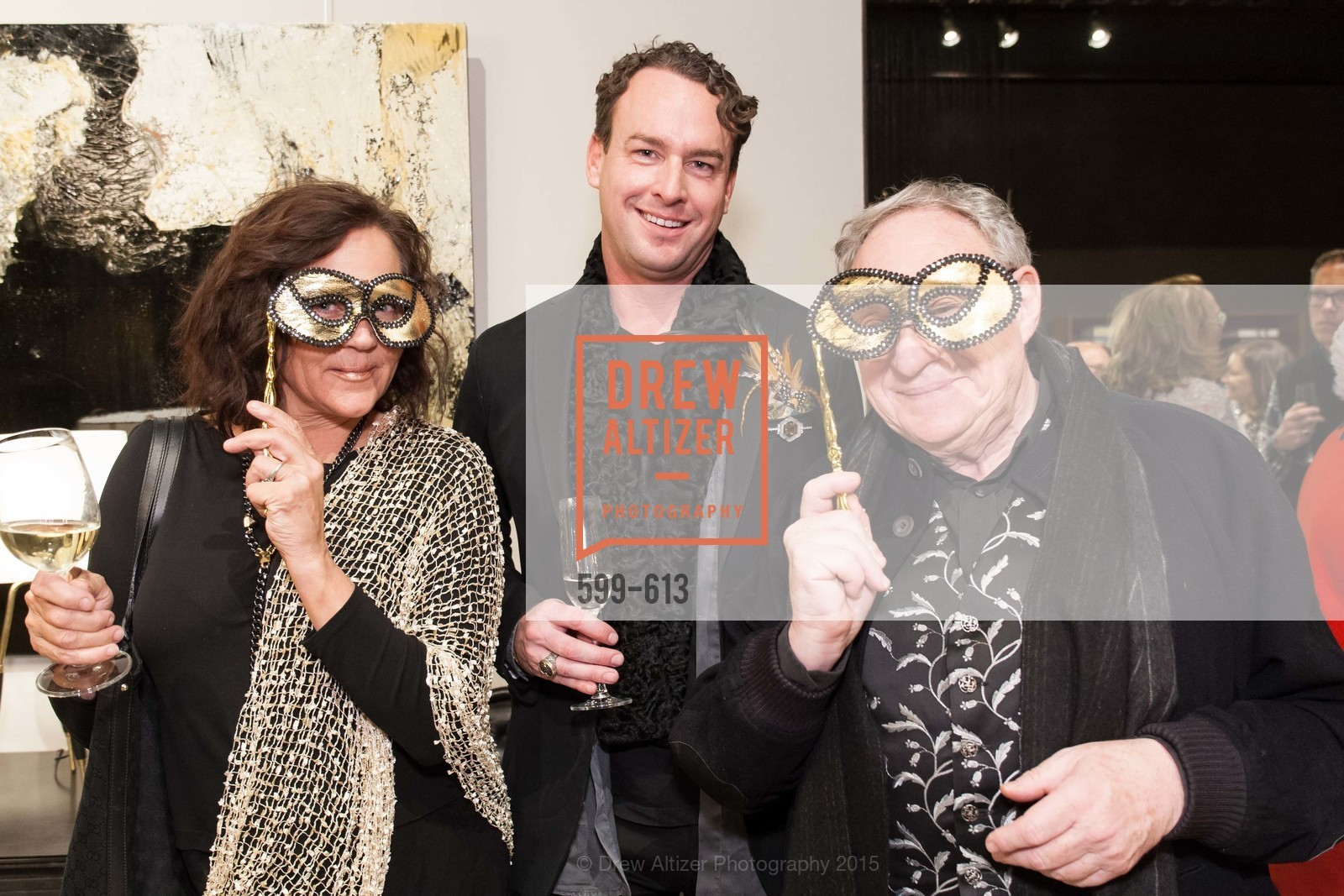 Karen McMullen, Jarrod Baumann, Stephen Suzman, Go Gold ASID Holiday Party, Coup D'etat Showroom. 111 Rhode Island St. #1, December 1st, 2015,Drew Altizer, Drew Altizer Photography, full-service agency, private events, San Francisco photographer, photographer california