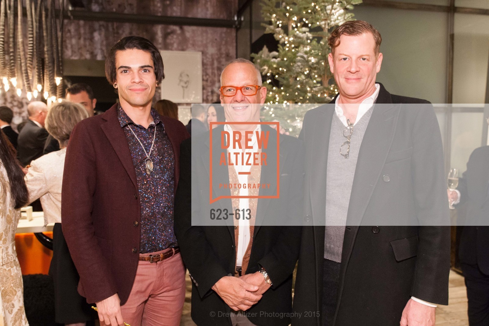 Grey Lux, Abner Lapovsky, Stuart Gilbert, Go Gold ASID Holiday Party, Coup D'etat Showroom. 111 Rhode Island St. #1, December 1st, 2015,Drew Altizer, Drew Altizer Photography, full-service agency, private events, San Francisco photographer, photographer california