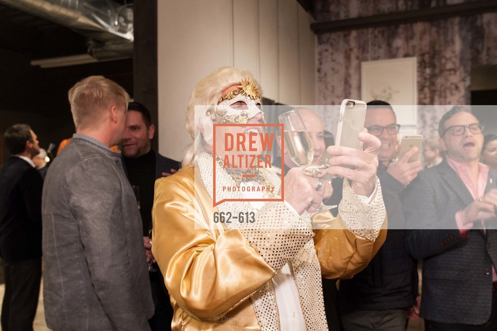 Brendan Matthias, Go Gold ASID Holiday Party, Coup D'etat Showroom. 111 Rhode Island St. #1, December 1st, 2015,Drew Altizer, Drew Altizer Photography, full-service event agency, private events, San Francisco photographer, photographer California