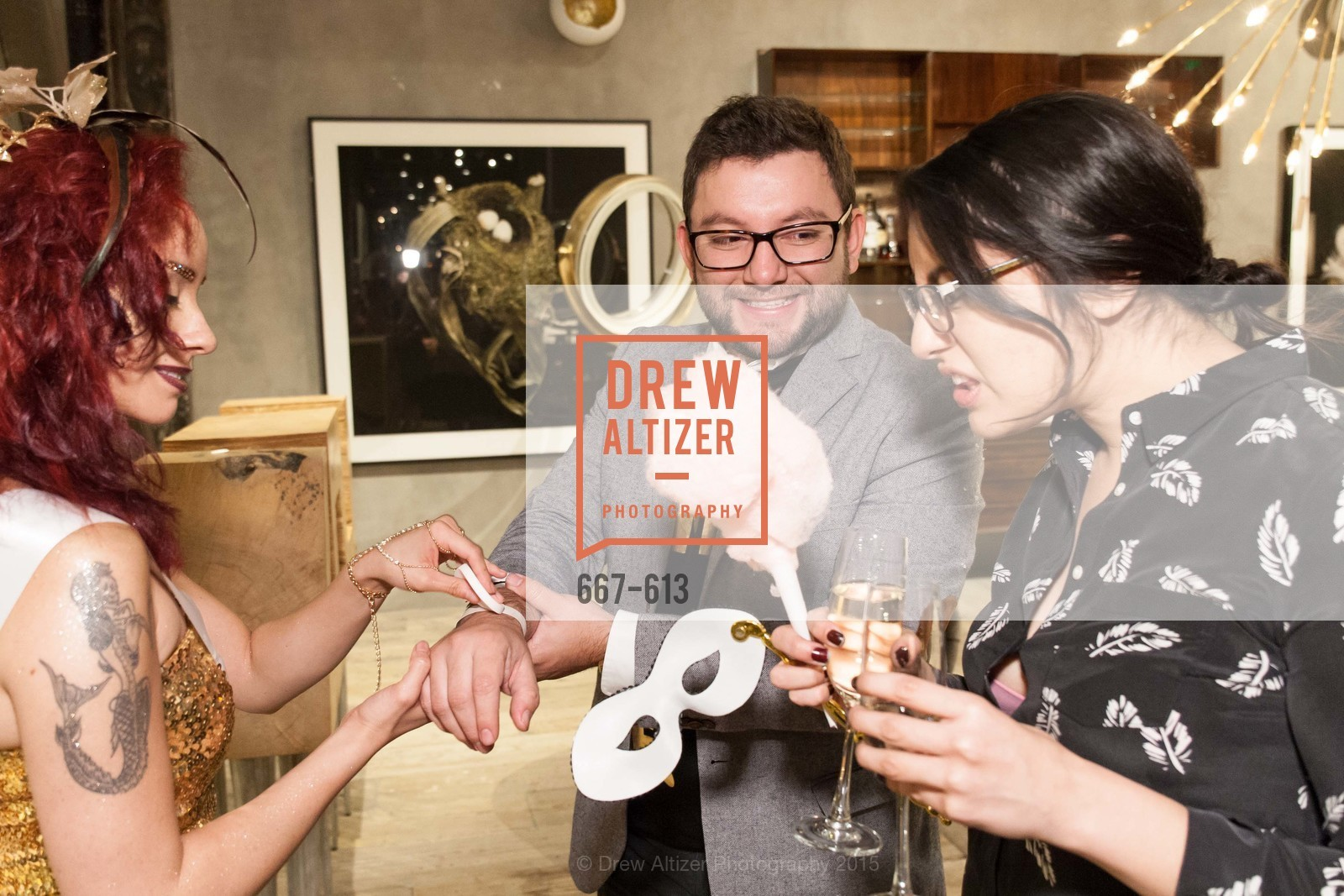 Nanette Nayas, Edwin Rodriguez, Yagira Galena, Go Gold ASID Holiday Party, Coup D'etat Showroom. 111 Rhode Island St. #1, December 1st, 2015,Drew Altizer, Drew Altizer Photography, full-service agency, private events, San Francisco photographer, photographer california