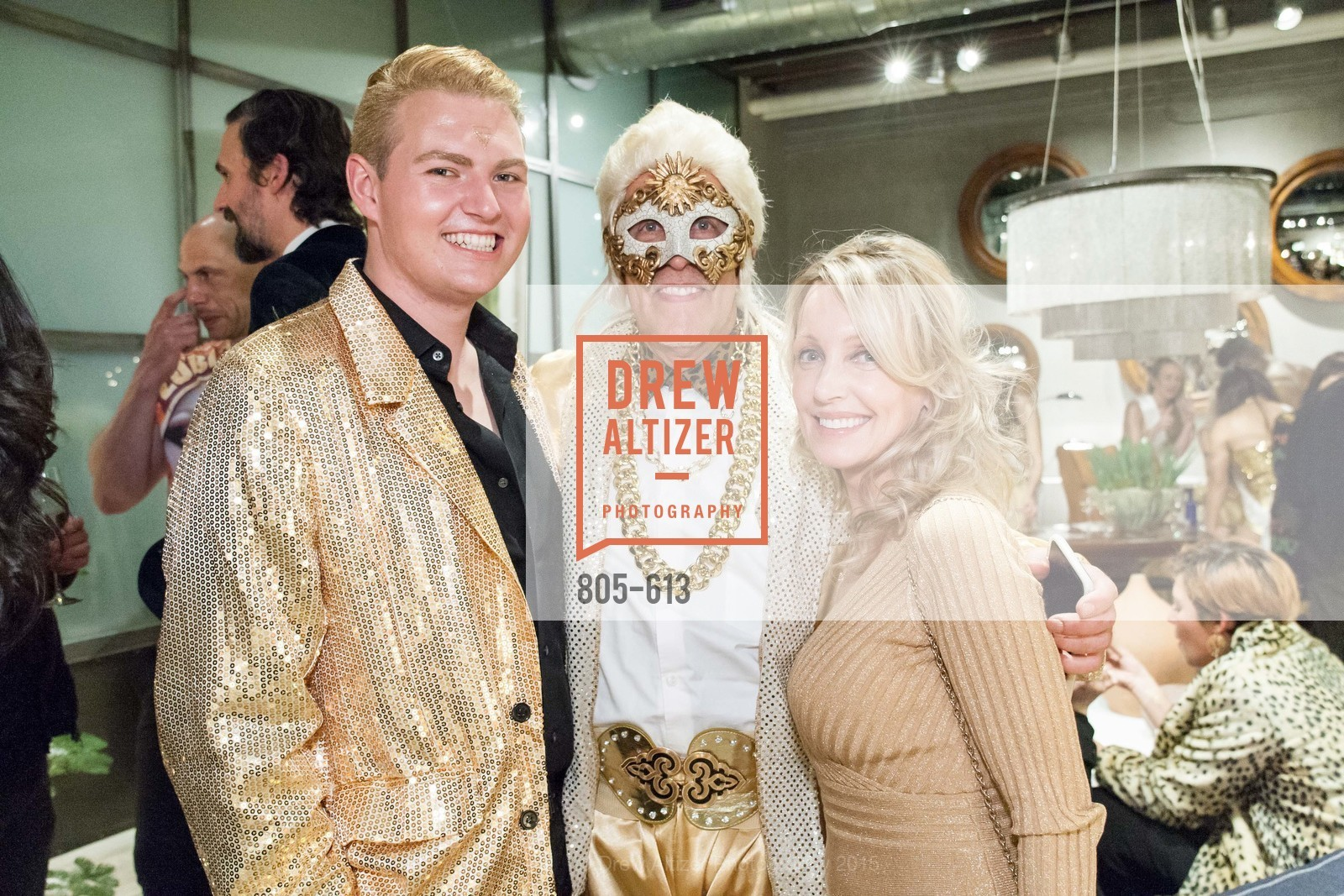 Brice Stanek, Brendan Matthias, Donna Collins, Go Gold ASID Holiday Party, Coup D'etat Showroom. 111 Rhode Island St. #1, December 1st, 2015,Drew Altizer, Drew Altizer Photography, full-service agency, private events, San Francisco photographer, photographer california