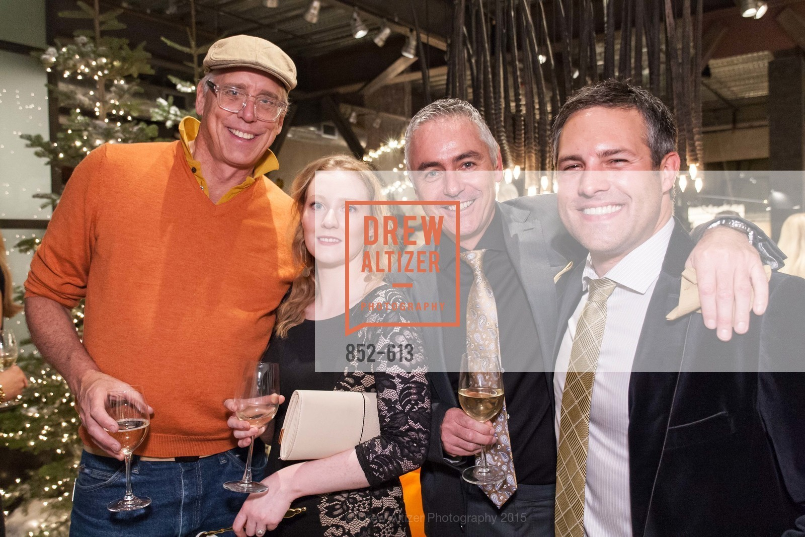 Todd Cole, Barbara Kay, Anthony Murphy, Justin Mar, Go Gold ASID Holiday Party, Coup D'etat Showroom. 111 Rhode Island St. #1, December 1st, 2015,Drew Altizer, Drew Altizer Photography, full-service agency, private events, San Francisco photographer, photographer california