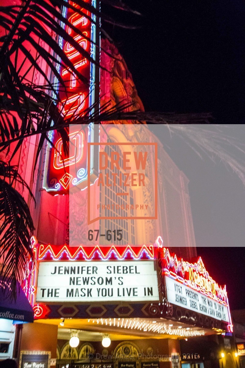 Atmosphere, Jennifer Siebel Newsom's Castro Screening The Mask You Live In, Castro Theatre. 429 Castro Street, December 2nd, 2015,Drew Altizer, Drew Altizer Photography, full-service agency, private events, San Francisco photographer, photographer california
