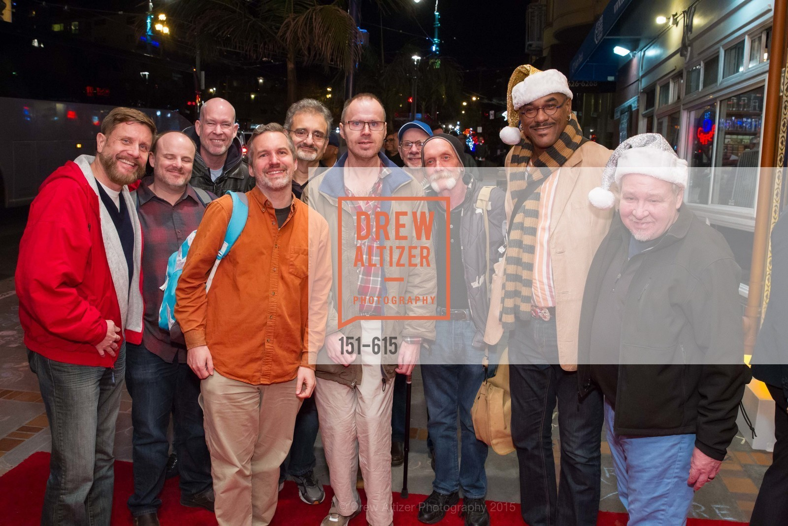 Group Photo, Jennifer Siebel Newsom's Castro Screening The Mask You Live In, Castro Theatre. 429 Castro Street, December 2nd, 2015,Drew Altizer, Drew Altizer Photography, full-service agency, private events, San Francisco photographer, photographer california