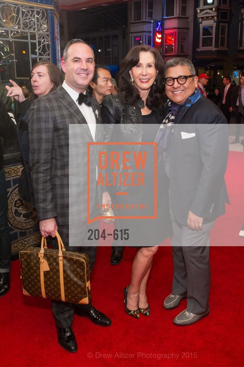 Robert Arnold-Kraft, Carolyn Chandler, Riccardo Benavides, Jennifer Siebel Newsom's Castro Screening The Mask You Live In, Castro Theatre. 429 Castro Street, December 2nd, 2015,Drew Altizer, Drew Altizer Photography, full-service agency, private events, San Francisco photographer, photographer california