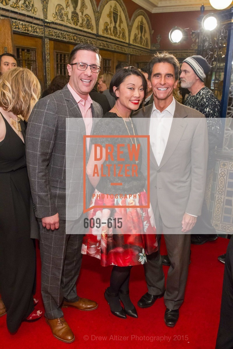 Antonio White, Christina White, Mark Leno, Jennifer Siebel Newsom's Castro Screening The Mask You Live In, Castro Theatre. 429 Castro Street, December 2nd, 2015,Drew Altizer, Drew Altizer Photography, full-service agency, private events, San Francisco photographer, photographer california