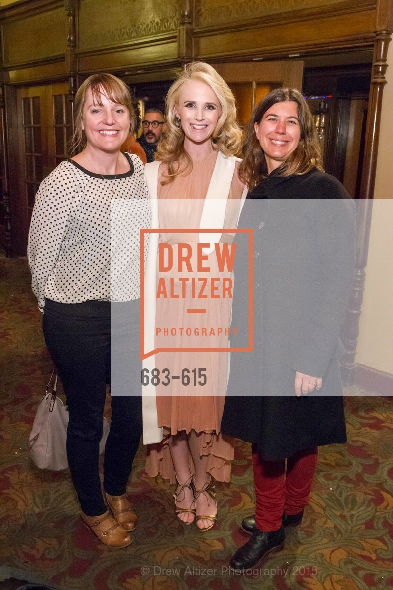 Jessica Congdon, Jennifer Siebel Newsom, Jessica Anthony, Jennifer Siebel Newsom's Castro Screening The Mask You Live In, Castro Theatre. 429 Castro Street, December 2nd, 2015,Drew Altizer, Drew Altizer Photography, full-service agency, private events, San Francisco photographer, photographer california