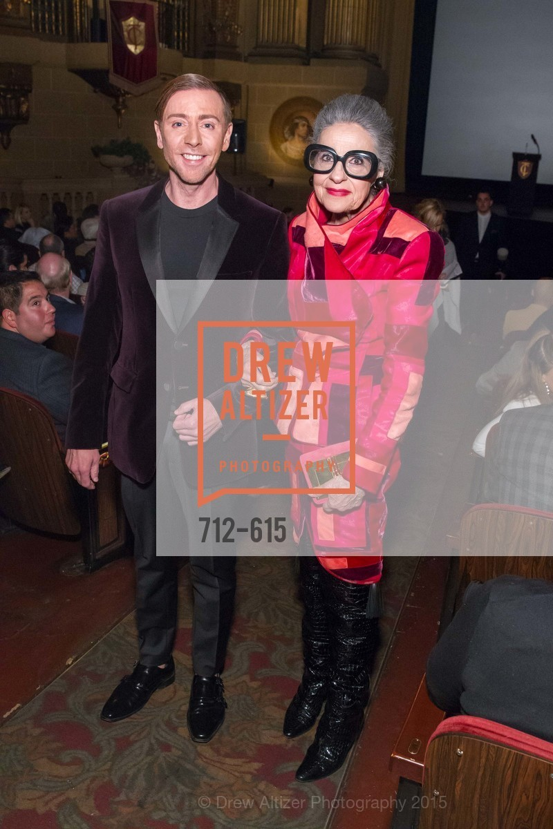 Mark Rhoades, Joy Venturini Bianchi, Jennifer Siebel Newsom's Castro Screening The Mask You Live In, Castro Theatre. 429 Castro Street, December 2nd, 2015,Drew Altizer, Drew Altizer Photography, full-service agency, private events, San Francisco photographer, photographer california