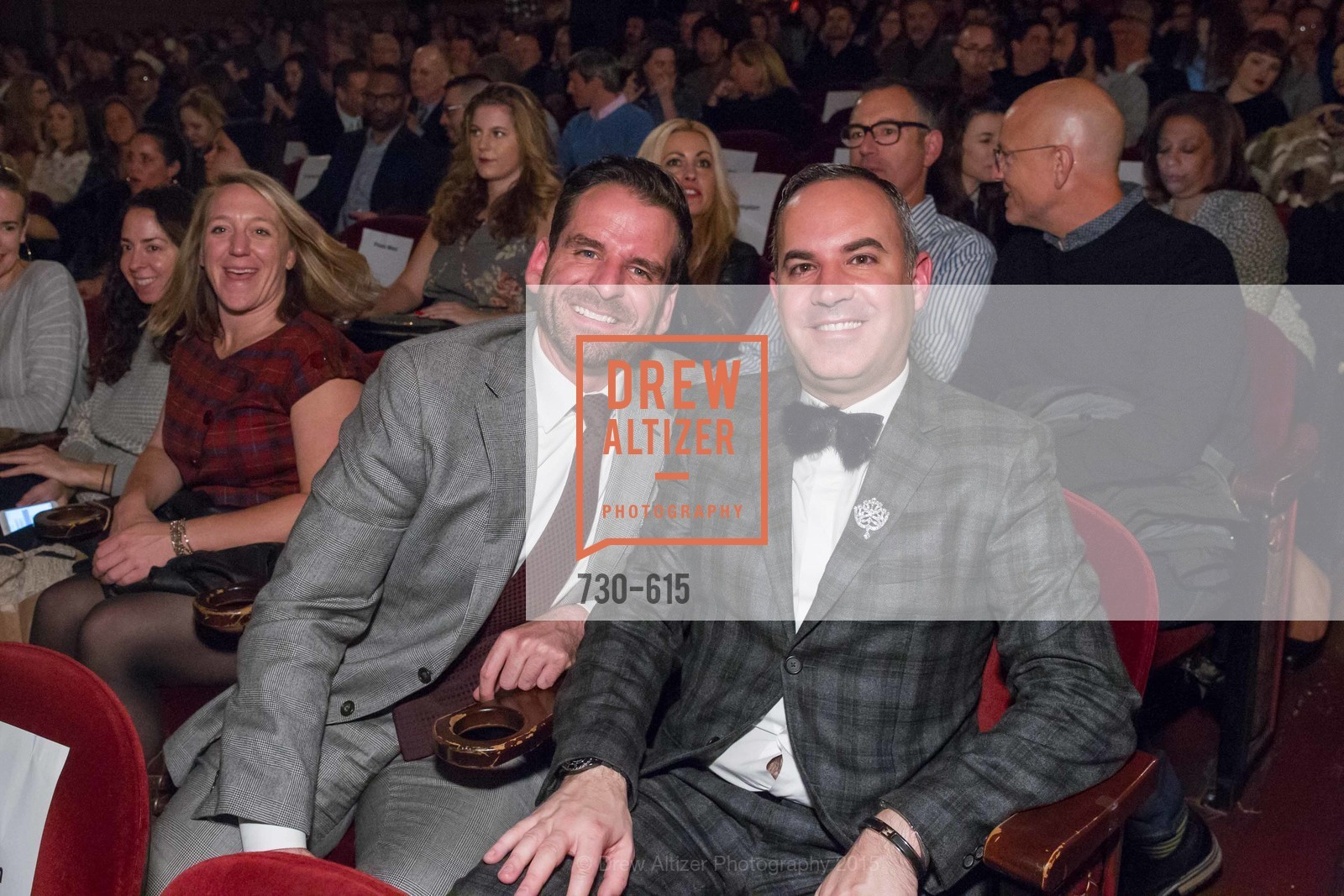 Ryan Wlliams, Robert Arnold-Kraft, Jennifer Siebel Newsom's Castro Screening The Mask You Live In, Castro Theatre. 429 Castro Street, December 2nd, 2015,Drew Altizer, Drew Altizer Photography, full-service agency, private events, San Francisco photographer, photographer california